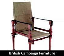 British Campaign Furniture/Accessories