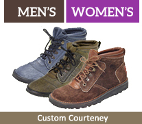 Courteney Boot Company - Custom Orders