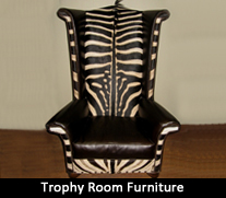 Trophy Room Furniture