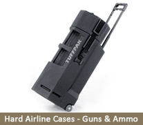 Hard Airline Cases - Guns & Ammo