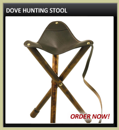 Dove Hunting Stool