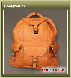 Courteney Boot Co Haversack
