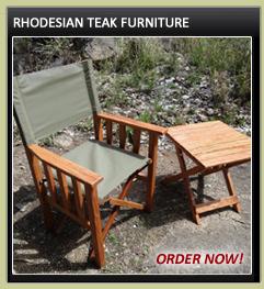 Perfect British Campaign Furniture Rhodesian Teak Furniture British Campaign  Furniture