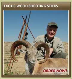 Premium Shooting Sticks