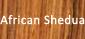 African Shedua